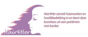 Hair4herHair4Her zamelt haarwerken en hoofdbedekking in en leent deze vervolgens kosteloos uit aan patiënten met kanker. Wij streven ernaar om een haarwerk een tweede of zelfs een derde leven te geven.